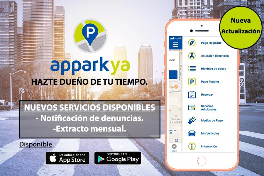 apparkya-nueva-actualización