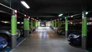 Parking Mercado del Arenal Sevilla
