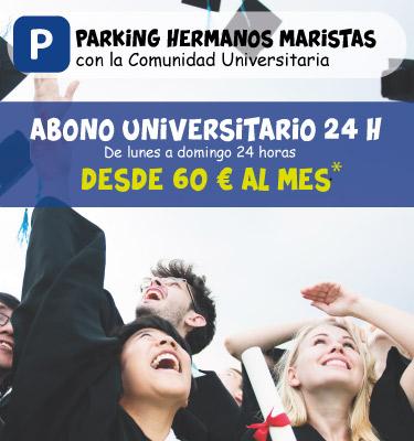 Abono de parking estudiante Granada