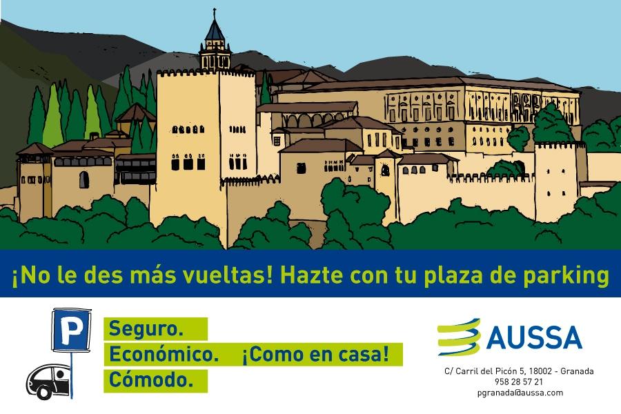Venta de plazas en Granada