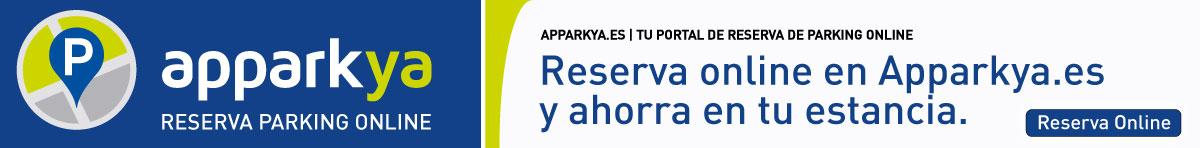 Reserva de aparcamiento Online Granada
