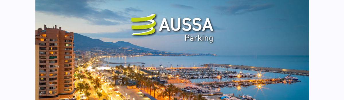 Parking en Fuengirola, Málaga, España